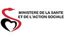Logo Ministère de la Santé et de l'Action Sociale